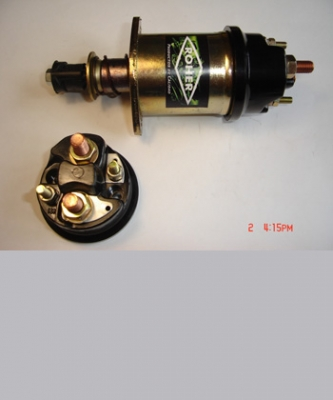 SOLENOIDE ARR INDIEL FORD TAUNUS FALCON F100 SIERRA FRONTAL