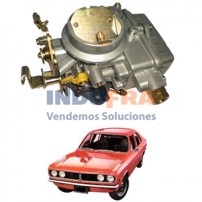 CARBURADOR DODGE 1500 1,8 HOLLEY BASE HIERRO HERX7048
