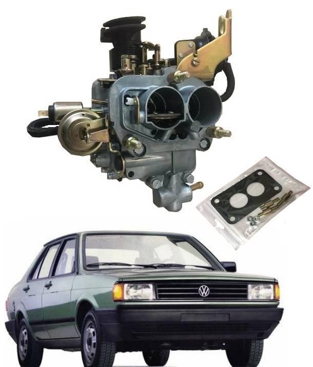 CARBURADOR HELLUX VW GACEL GOL SENDA 1.6 T/WECARBRAS 2 BOCAS