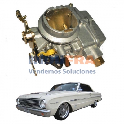CARBURADOR FORD FALCON 221 HOLLEY BASE HIERRO HERX7020