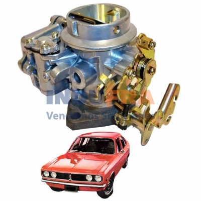 CARBURADOR DODGE 1500 HOLLEY BASE HIERRO HERX7040