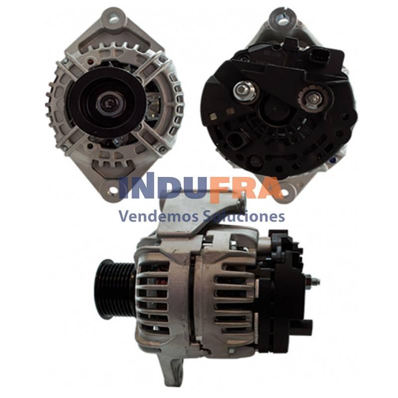 Alternador Bosch Ford Cargo Electronico 12v 90amp oem 80124325109