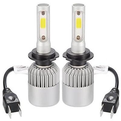 LAMPARA XENON CREE LED H7 12V CCOLER 16000LM S6