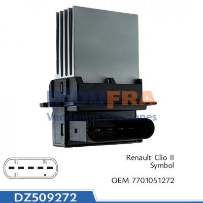 VARIADOR VELOCIDAD RENAULT CLIO II SYMBOL DZ509272