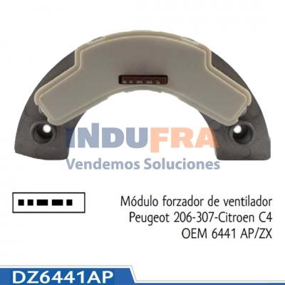 VARIADOR VELOCIDAD PEUGEOT 206 307 CITROEN C4 DZ6441AP