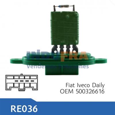 RESISTENCIA ELECTRO FIAT IVECO DAILY