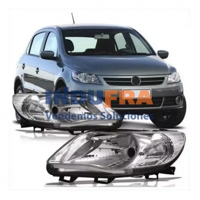 OPTICA VW GOL TREND 08/12 STD IZQ O DER